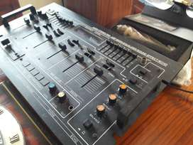 Ammp sound mixer and new mic