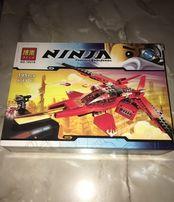 Конструктор Bela Ninja 10219 (аналог LEGO) «Истребитель Кая»
