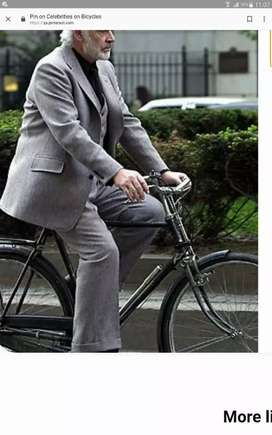 I require a 3 speed older type bicycle