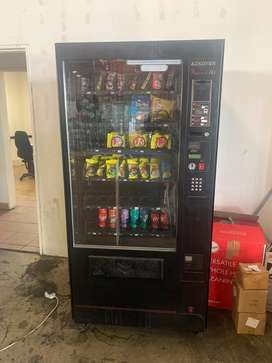 Palma HZ 87 snack and cold drink vending machine