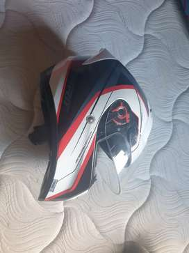 Mens xxl bike Jacket and Xl Helmet