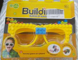 Lego Build-on Glasses