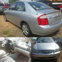 Image of Kia Spectra For Sale