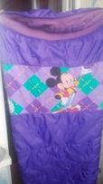 Продам детский спальныній мешок