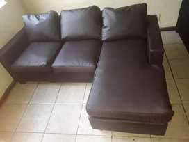 L SHAPE COUCH