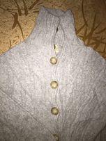 Натуральный кардиган свитер на подростка Италия!Акция субботы