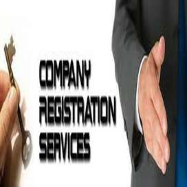New company registration and Services available at Affordable Rates