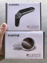 Bluetooth блютуз FM фм модулятор, трансмиттер, micro sd, aux, USB,аукс