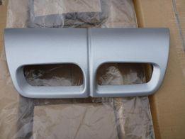 Atrapa dyfuzor wydechu Renault Clio III Clio 3