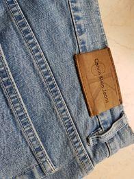 Eleganckie spodnie jeans Calvin Klein Jeans W32 L33