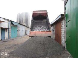 Доставка шлака, граншлака,песка,щебня и т.д. в Мариуполе
