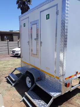 Mobile VIp toilet for hire
