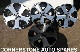 Set of 17 inch original KIA mag rims for sell
