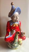 Chińczyk - Porcelanowy zabytkowy dzbanek
