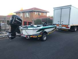 Boat and Trailer transport