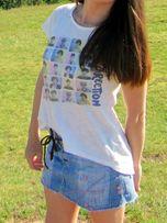 ассиметричная футболка marks&spencer one direction коттон рост 146