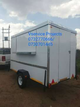 Trailers Mobile kitchens