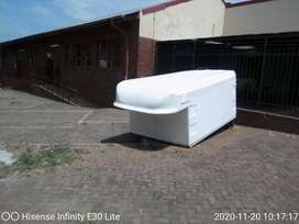 It's a canopy of kia k2700 for sale with rim and tyre