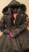 płaszcz zimowy Marguita dla dziewczynki 11-12 lat