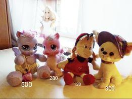 Интерактивные игрушки My little pony