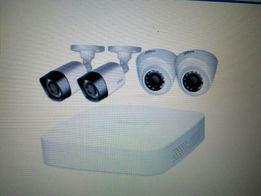 Пожарная сигнализация, видеонаблюдение, сигнализация, домофон
