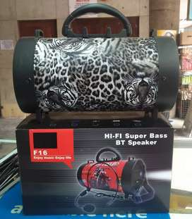 Hi-Fi Super Bass Bluetooth Speaker Box pack