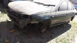Nissan almera 2003 stripping for parts