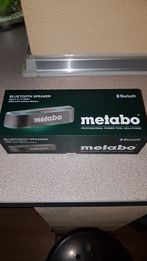 Głośnik bluetooth metabo