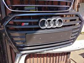 Audi S3 front grill 2017