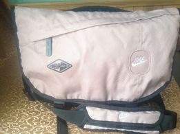 Сумка мессенджер Nike, сумка для ноутбука через плечо оригинал