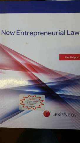 Mercantile Law 292 Textbook for sale (New Entreprenerial Law)