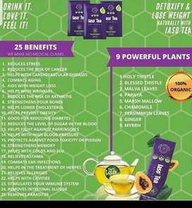 Iaso detox tea from Total life changes