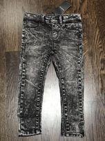 Стильные джинсы Reserved boys Slim для мальчика 2-8лет