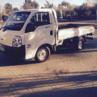 Image of Bakky transport for hire removal