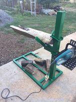 Приспособление рубать дрова