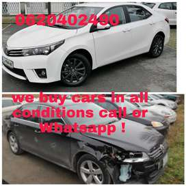 Sell your car for cash now