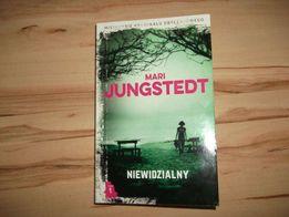 """Niewidzialny"" Mari Jungstedt"