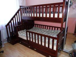 Кровать двухъярусная Ми-Ти