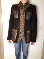 Куртка, плащ, пальто, жакет кожаный! Натуральный! Осенний!Демисезонный