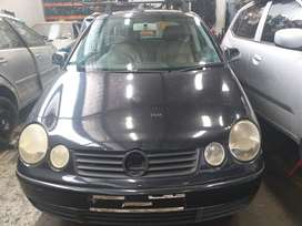 2004 VW POLO 1.6 BAH stripping for spares