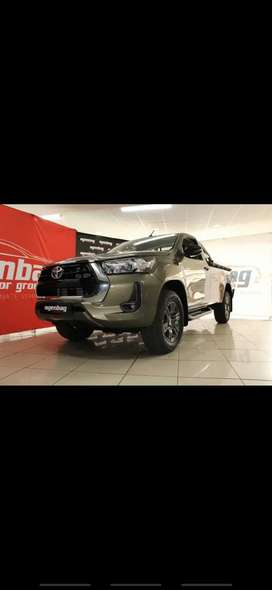 2021 Toyota Hilux 2.4GD-6 RB Raider