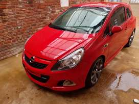 OPEL CORSA OPC 1.6 FOR SALE R95 000