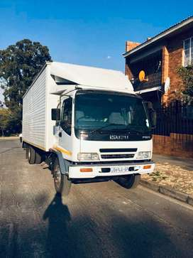 Affordable Truck Hire For Transporting Loads From 5 to 8 Tons
