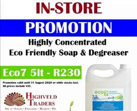 Eco7 heavy duty cleaner