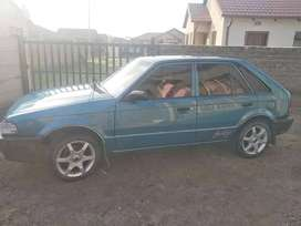 Madza 323. In good condition