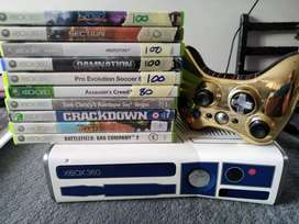 Limited Edition Star Wars Xbox 360 320gb combo.