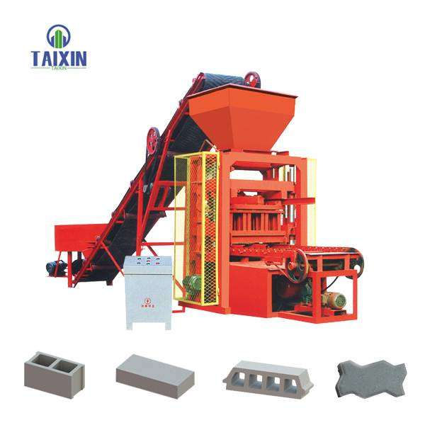 QTJ4-26 cement brick making machine 0