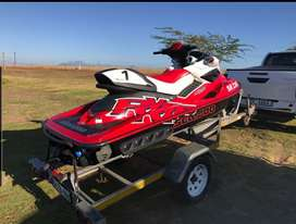 Seadoo RXP 215hp supercharged