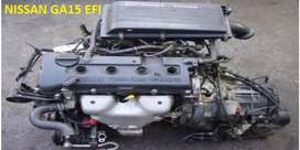 USED  NISSAN SENTRA 1.6L CARB FWD GA16 ENGINES FOR SALE