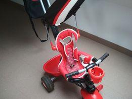 Rower Smart Trike wieloetapowy